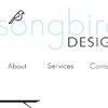 Songbird Design Website